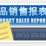 软佳产品销售报表系统 (SoftPlus Product Sales Report System) 软件升级 2009.10