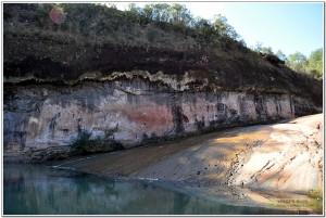 武定水城河风景区飚水崖