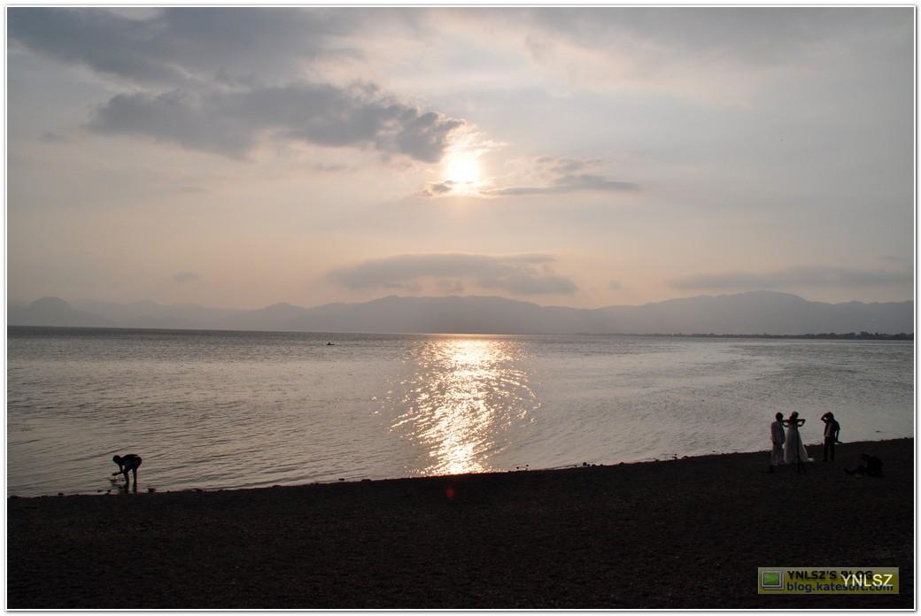 玉溪江川抚仙湖
