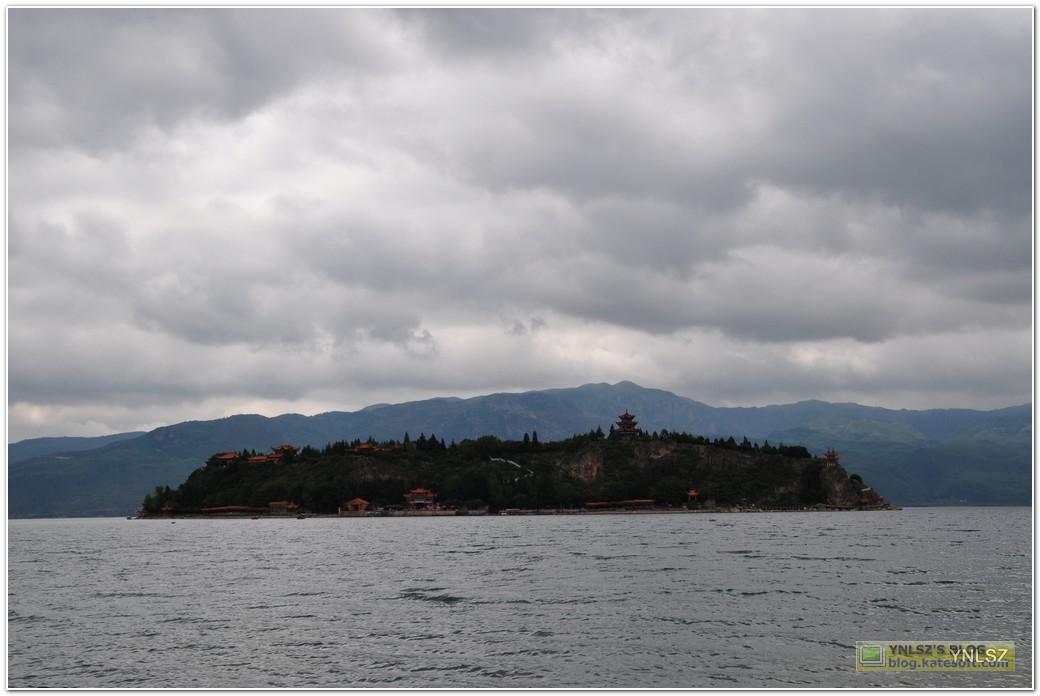 玉溪江川孤山岛