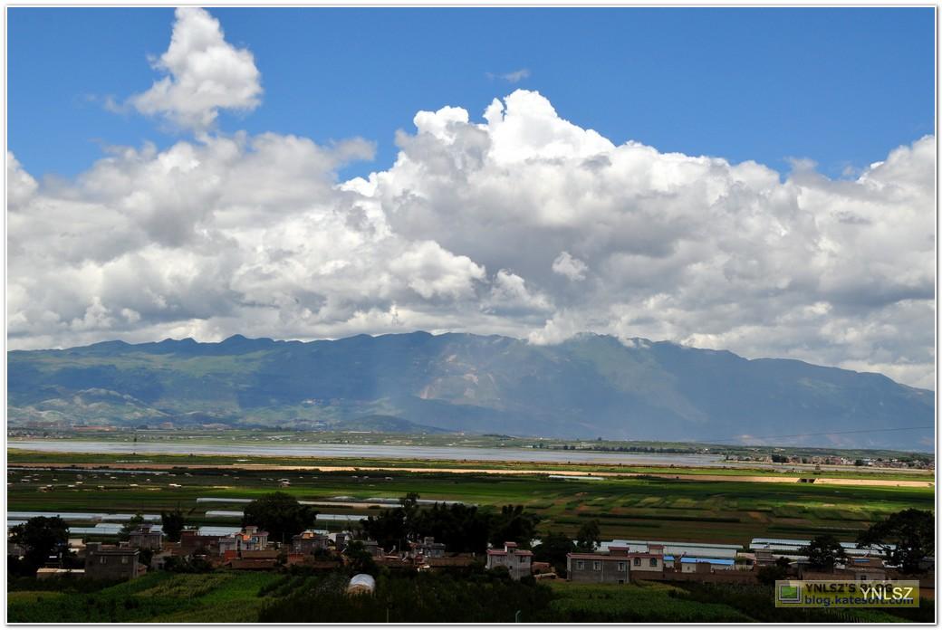 蒙自县风景