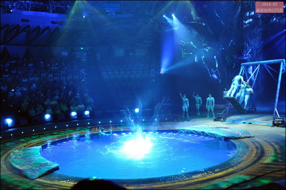 西双版纳自驾游-世界顶级秀-傣秀DaiShow