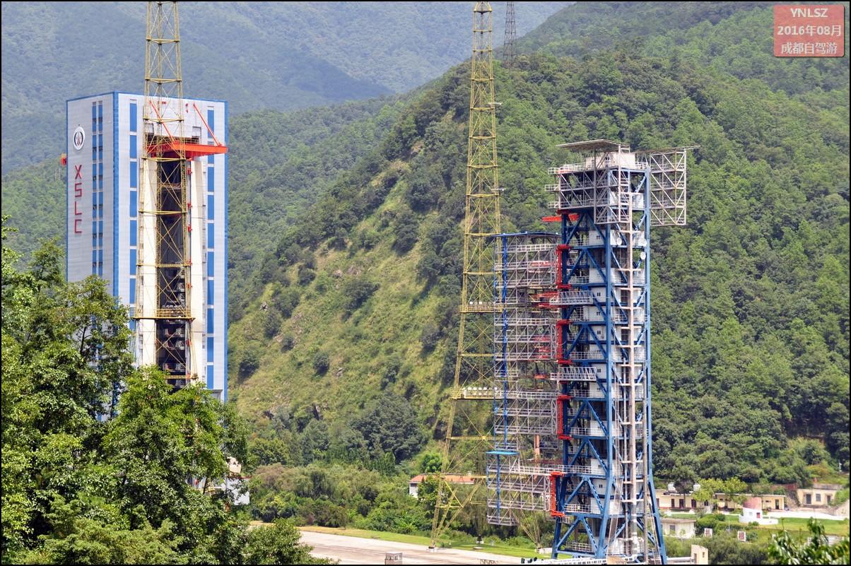 昆明到成都自驾游-西昌卫星发射中心